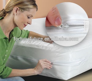 Hot selling home anti bed bug mattress cover with great price