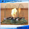 High Quality 10mm Thick fire resistant glass For Building With CE Certificate