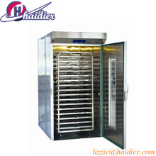 18 trays single door bread dough proofer retarder proofer frozen dough ferment dough together
