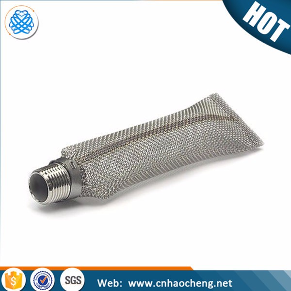 30cm 16mesh 304 stainless steel bazooka screen home brewing filters