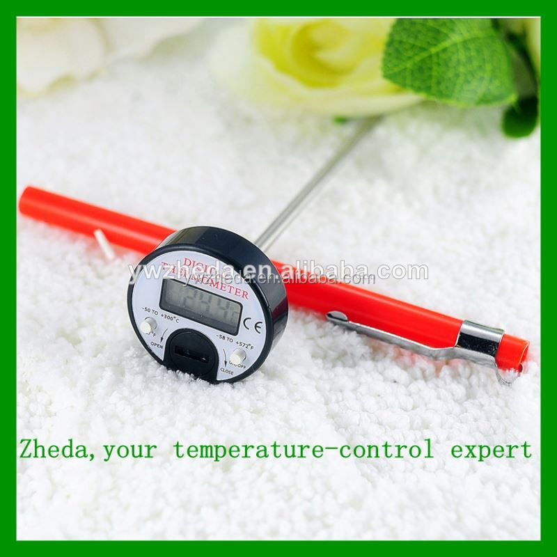 water temperature digital thermometer