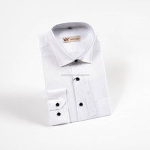 high quality casual style good color cotton soft men's shirt