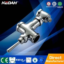 High quality brass manual lever handle toilet flush valve KD5807