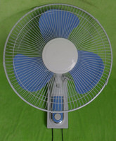 Nice looking 12 inch 110v ac cooling wall fans