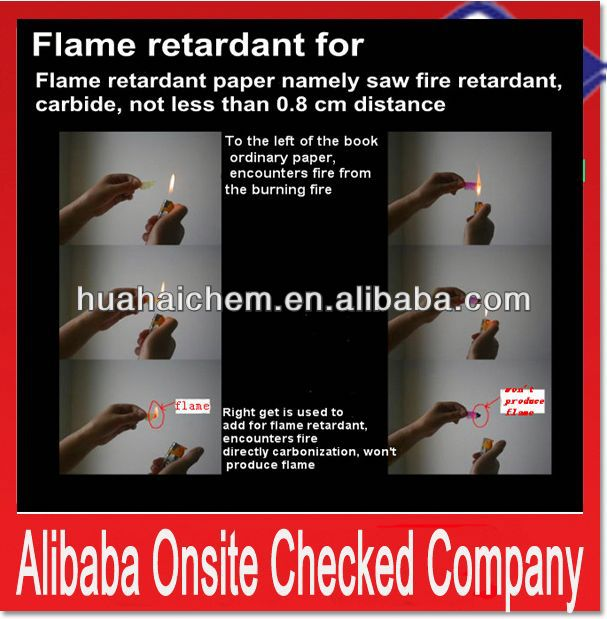 new flame retardant 2013 used in bp grade chemical