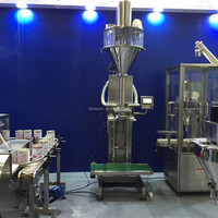 Semi Automatic Gravimetric Protein Powder Filling Machine(1-50KG),Powder filling machine