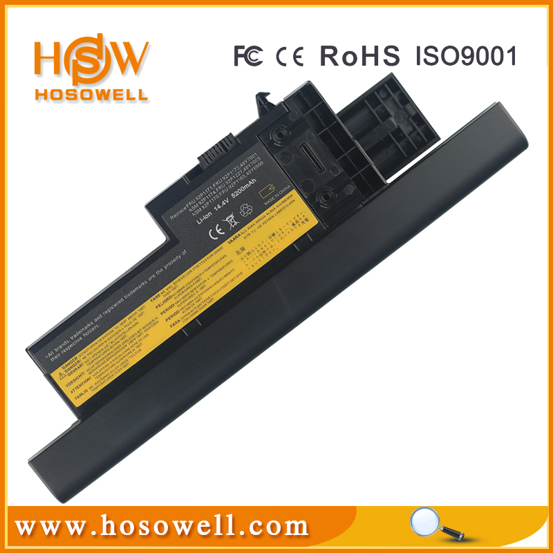 sell li ion laptop battery for IBM ThinkPad X60 X61 in alibaba china