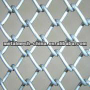[High Quality ] hot sale Aliuminium alloy Chain Link Fence/chain link fence netting