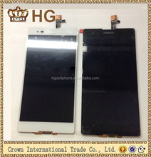HG Lcd Digitizer Touch Assembly For Sony T2 Ultra Lcd Replacement
