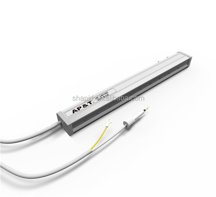 AP-AB1103  anti static ionizing bar with shock-proof functions