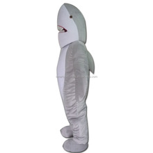 whale costume adult shark mascot for sale