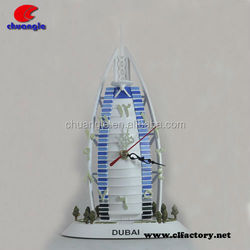 Souvenir Models Of Buildings, Dubai Tower Souvenir, Custom Building Figure