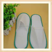 Luxury customized men rubber and hotel slippers