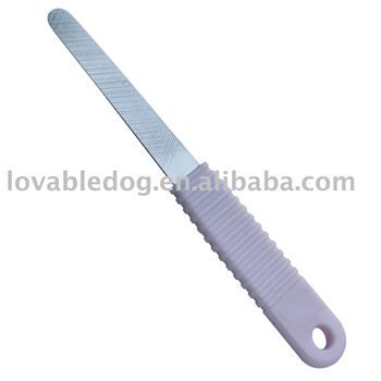 pet grooming (Useful double Nail File)