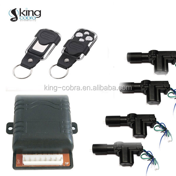 India market cheap and good quality car central locking system