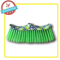 SY3654 Plastic indoor sweeping floor broom head hotel cleaning tool