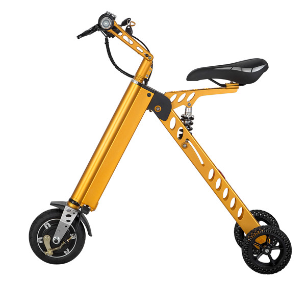 Freego ES-18 outdoor sports three wheel electric mini bike / electric bicycle germany / electric charging bikes