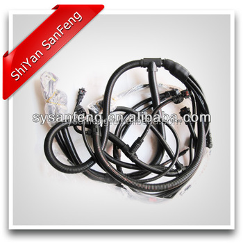 Dongfeng Renault Truck Engine Wiring Harness Assy D5010508440