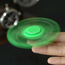 Explosion Three Leaf Gyro R Finger Tip Gyroscope Crazy Spinner Toy New Relieve Stress Hand Spinner Toys Silicone Finger Gyro