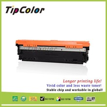 Compatible Toner Cartridge HP CE250A, CE251A, CE252A, CE253A For Hp Color Laserjet Cp3525N, 3525Dn, 3525X, Cm3530 Mfp, Cm3530Fs