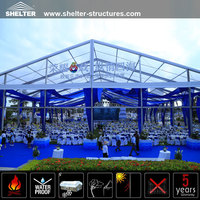 Transparent Carp Big Tents For Events