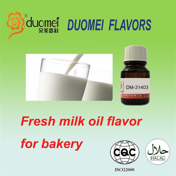 Fresh and Rich Fresh Milk oil Flavor Bakery Flavours