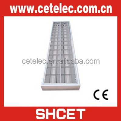 Top Quality 300X1200 grid fluorescent ceiling light fixture