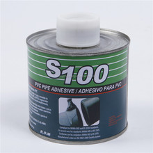 S100 SS100USA Standard Clear Pvc Pipe Cement/UPVC Pipe Glue/Pvc solvent Cement with factory price