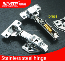 SUS304 stainless steel soft close hinge,SS hydraulic hinges