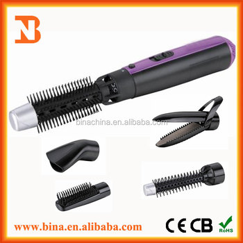 magic hair curler automatic personalized curling iron rotating electric hair brush