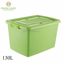 Household waterproof multi-function plastic storage boxes for storage clothes
