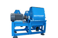 Hammer mill for straw/saw wood