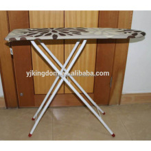 548-94 household folding wooden ironing board with round tube