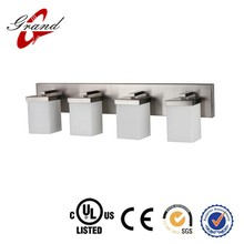 Unique design interior wall mount bathroom vanity light fixture