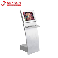 Free Standing 17 Inch Touch Screen