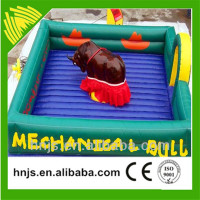 Competitive Price Mechanical Bull Inflatable Bull Riding Machine For Sale 2016