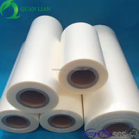 Environmentlly friendly lamination film for food grade heat packaging