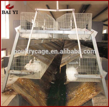 Metal Rabbit Cage Commercial Rabbit Cage in Kenya Farm