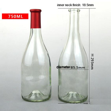 champagne glass champagne glasses red glass wine bottles ES17 big body wine bottle 750ml