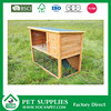 Economical wooden rabbit hutch kennel china