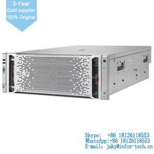 ProLiant DL580 Gen9 E7-8890v4 4P 256GB-R P830i/4G 534FLR-SFP 1500W RPS For HP Server 816815-B21