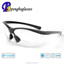 Top quality stylish bifocal safety glasses in China