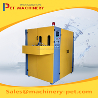 New High Speed Film Blowing Machine Plastic Bottle Making Pet Blow Moulding Machine