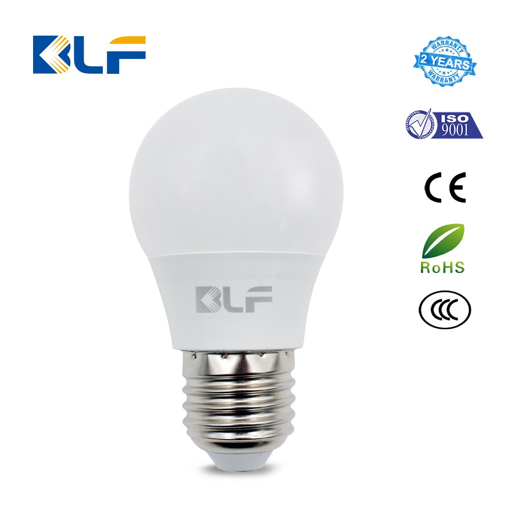CE RoHS led bulb lamp led lamp 5w e27 high lumen led lamp with 2 years warranty