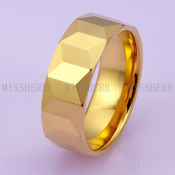 Newest best sell tungsten nana rings