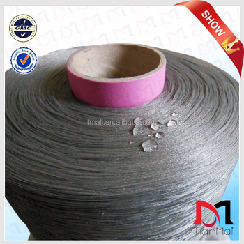 1350D 120F Silicon BCF PP Yarn for Pile Weather strip,Bulked Continuous Filament