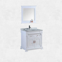 ENTOP waterproof floor mounted solid wood competitive price bathroom vanity cabinet top