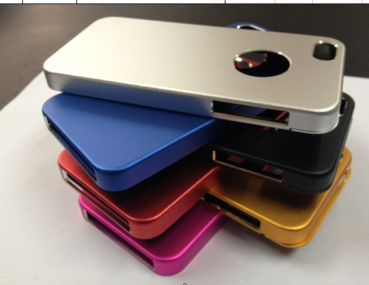 metal roofing aluminium for iphone 5 case cover for iphone 5