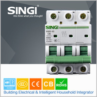Good quality 100% short delivery elcb mini Circuit breaker With Overload Protection Earth Leakage Circuit Breaker