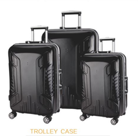 high quality favors Special Best-Selling aluminum frame luggage